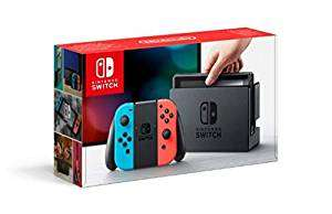 Nintendo Switch Console with Neon Blue + Red Joy-Cons £205.16 Like New from Amazon Warehouse France (or £198.11 using fee free card)