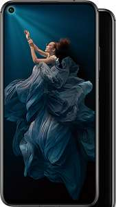 Honor 20 4GB Data Unlimited Minutes Unlimited Texts (£240.00 Cashback) £20/24 months at Mobile Phones Direct, £240 after cashback