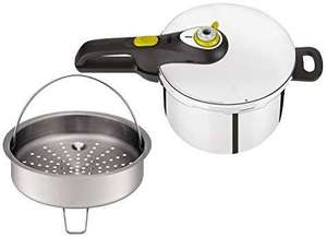 Tefal Secure 5 Neo Stainless Steel Pressure Cooker, 6 L, Induction £34.99 Amazon