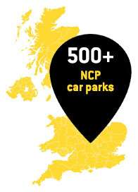 Cyber Monday offer of £10 for up 12 hours at selected London car parks at NCP (City Parking)