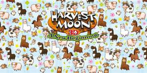 Harvest Moon: A New Beginning £7.99 / Return to PopoloCrois: A STORY OF SEASONS Fairytale £7.99 @ Nintendo 3DS eShop