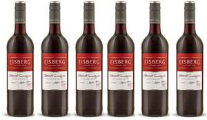 6 Bottles of Eisberg Alcohol Free Cabernet Sauvignon , Rose , White or Sparkling White Wine for £16.50 (+£4.49 Non Prime) @ Amazon