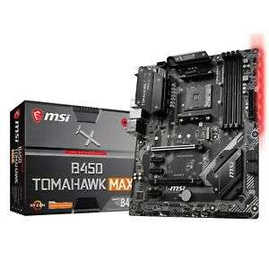CCL 4.5GHz AMD Ryzen 7 3800X Bundle - MSI B450 TOMAHAWK MAX Motherboard £392 @ CCL / Ebay