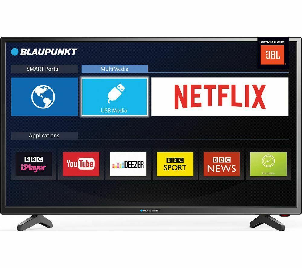 "Blaupunkt 32/138MXN 32"" Smart LED TV £141.55 Delivered @ Currys PC World / eBay"
