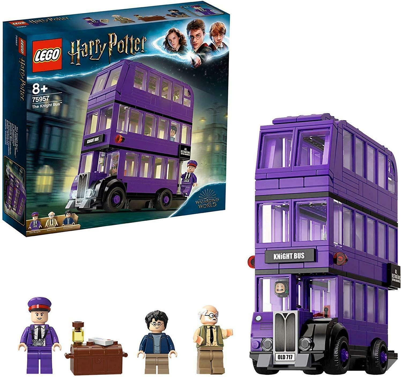 Lego 75957 Harry Potter The Knight Bus Lego £25 ebay / velocityelectronics
