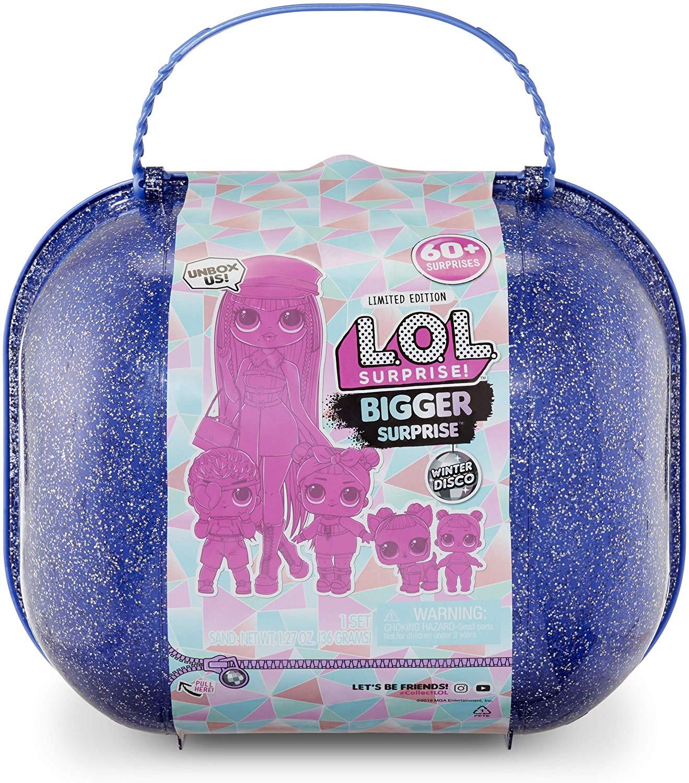 L.O.L. Surprise! Winter Disco Bigger Surprise £59.99 @ Amazon