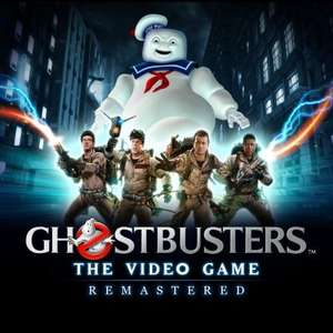 [PS4] Ghostbusters: The Video Game Remastered - £14.99 @ PlayStation Store