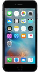 iPhone 6s 32gb (refurbished), O2 4GB data, unlimited minutes & texts, 24 months @ £3.50 - Total £480 (£84 after cashback) @ MPD