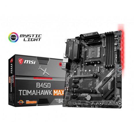 AMD Ryzen 5 3600 CPU + MSI B450 TOMAHAWK MAX - AWD-IT for £242.34