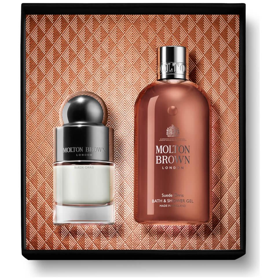 Molton Brown Suede Orris Fragrance Gift Set (Worth £109.00) £34.12 using code @ Look Fantastic delivered