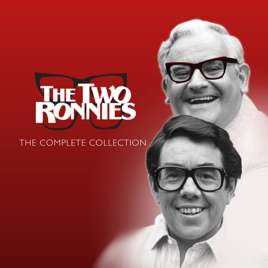The Two Ronnies Complete Collection £16.99 @ iTunes