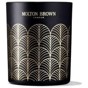 Molton Brown Vintage with Elderflower Single Wick Candle 180g (RRP £42) £22.05 using code @ Look Fantastic delivered