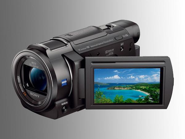 Sony FDR-AX33 4K Ultra HD Handycam with Exmor R CMOS sensor £399 plus £50 cash back