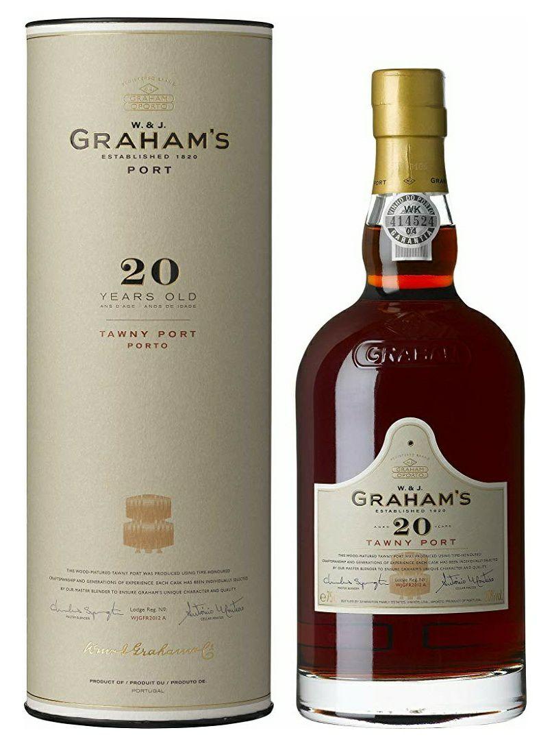 Graham's 20 Year Old Tawny Port, 75cl - £26.49 @ Amazon