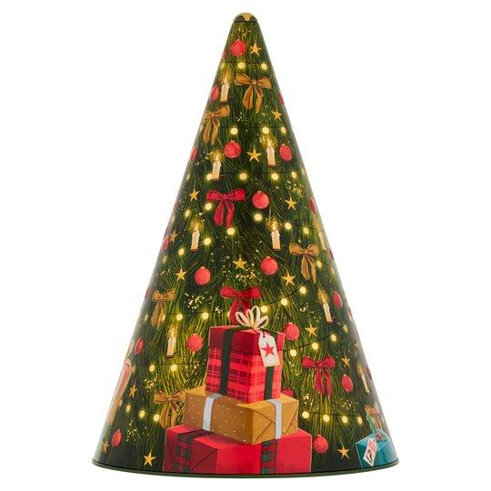 Tesco Musical Tree Tin with Mini Cookies - 375g £4 / Kit Kat Collection 220G £1.75 @ Tesco