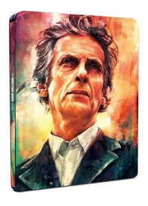 Doctor Who - Complete Series 10 and 11 amazon Exclusive Edition Steelbooks £19 each (Prime or + £2.99 Non Prime) @ Amazon