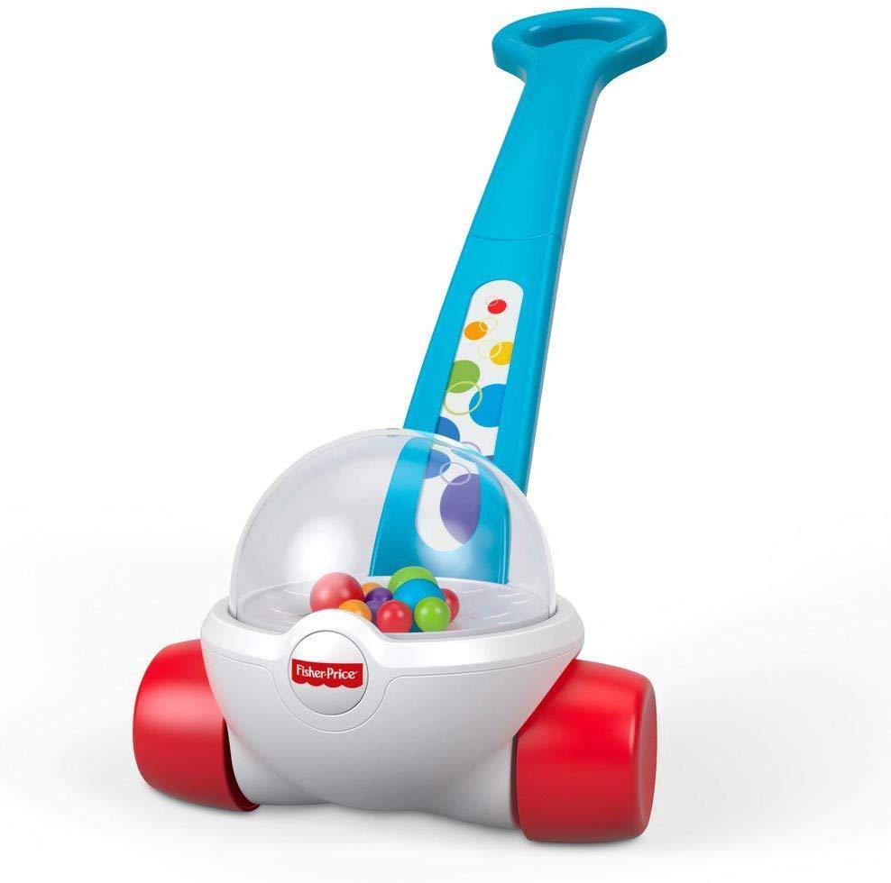 Fisher-Price Corn Popper (Push Along Toy for 12M+) - £7.50 (Prime) £11.99 (Non Prime) @ Amazon