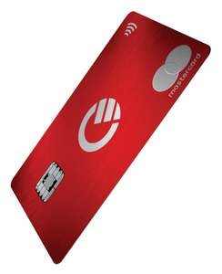 Free 500 points (£5) for Curve card holders when you make a successful transaction (account specific)