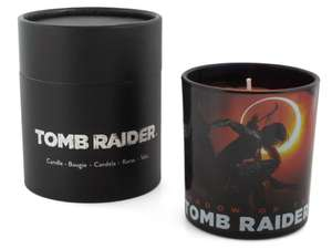 Tin and glass candles (official merchandise) for £4.99 delivered @ geek store