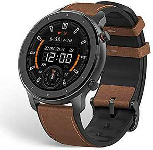 Huami Amazfit Gtr 47mm Smart Watch - £97.70 @ Sold by Amazfit Official Store and Fulfilled by Amazon.