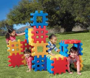 WHOLE SITE 25% off @ Little Tikes Shop including Big Waffle Blocks £59.99, Turtle Sandbox and more (free delivery)