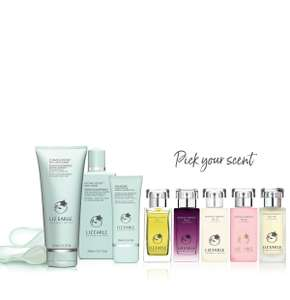 Liz Earle 3-step routine £49 + your choice of a FREE fragrance worth £54 + Free Postage @ Liz Earle