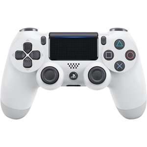 Sony PlayStation DualShock 4 v2 Wireless Gaming Controller - White/Black/Red £30 @ AO