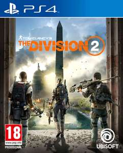 The Division 2 PS4 £10 delivered @ AO