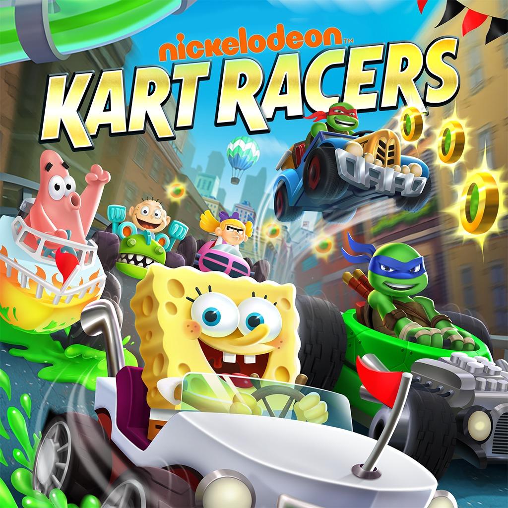 Nickelodeon Kart Racers £4.99 on psn