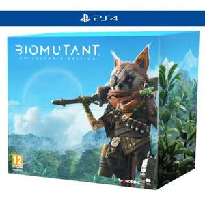 Bio Mutant Collector's Edition Pre order PS4, Xbone, PC £84.95 at The Game Collection