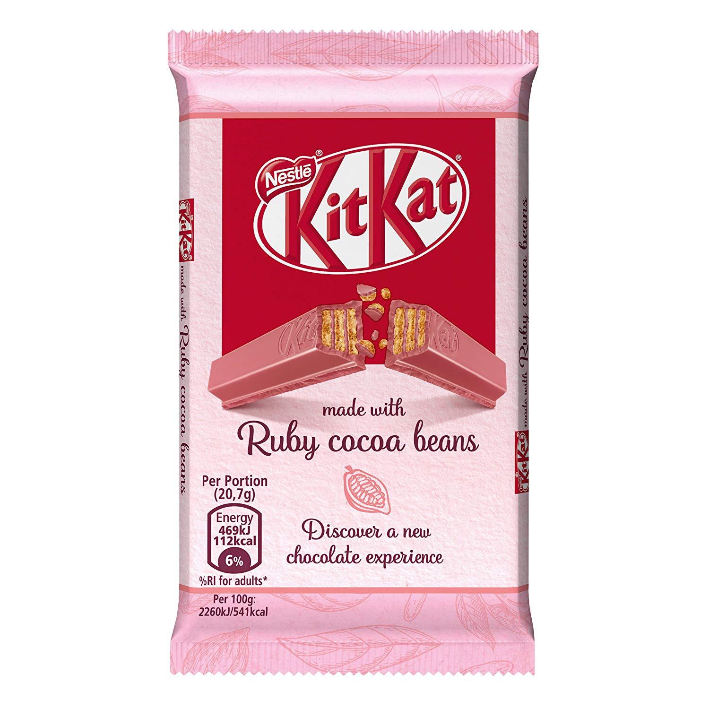 Kitkat Ruby 20p @ Heron Foods Walsall