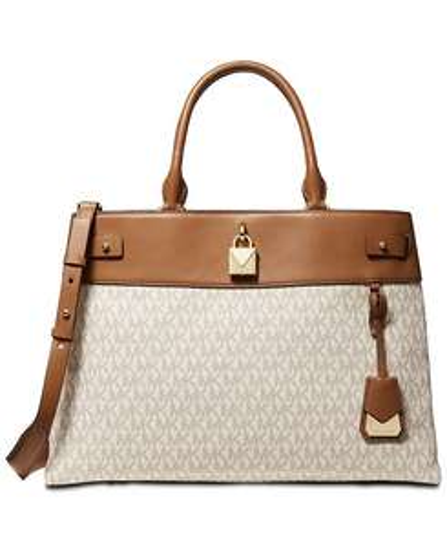 Michael Kors Gramercy Handbag £159.41 delivered @ Macys