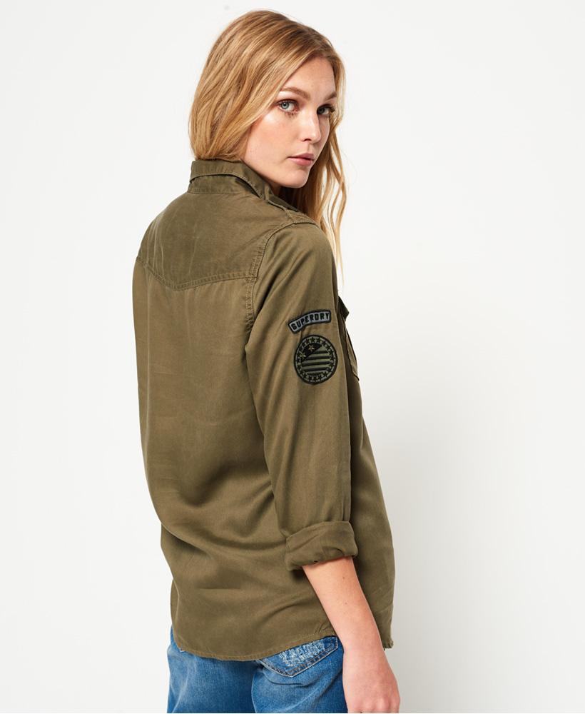Superdry Military Shirt £11.99 delivered @ Superdry eBay