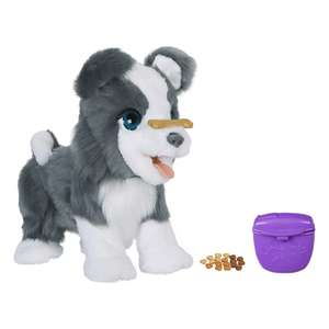 FurReal Ricky The Trick-Loving Pup £39.99 with Free Delivery or Click and collect @ The Entertainer Toy Store