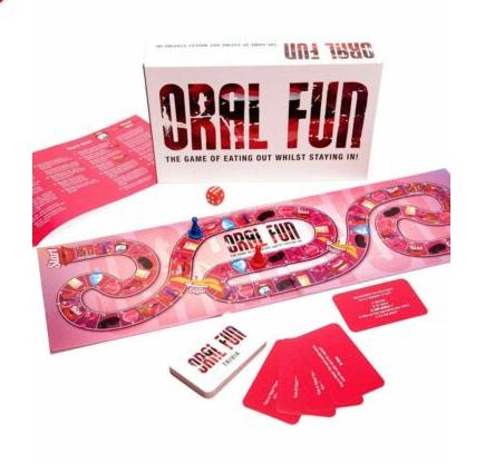 Ann Summers Oral Fun Board Game 30 Trivia Cards - £7.50 @ Ann Summers eBay