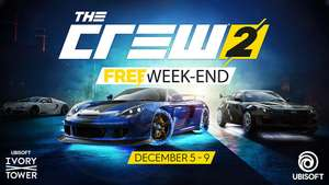 The Crew 2 (PC, PS4, XBox One) Free To Play December 5th-9th @ Ubisoft