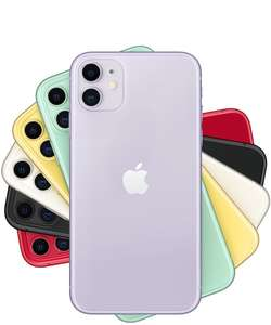 iPhone 11 64gb - 30gb 4g - £36pm & £10 upfront @ EE Retentions