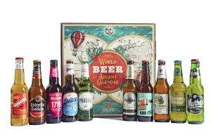 World of Beers advent calendar £11.96 instore at Costco Thurrock