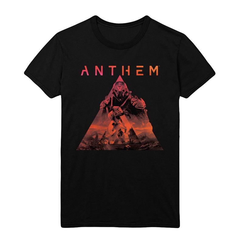 Anthem Key Art T-shirt £2.99 @ Playstation Gear