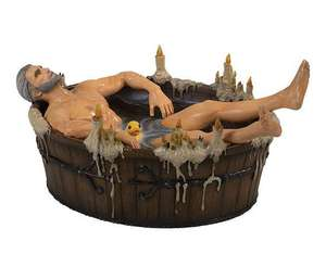 The Witcher 3 Geralt in the Bath Statue £29.99 + delivery at PlayStation Gear