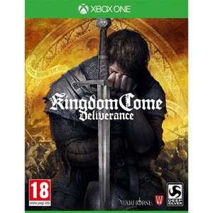 Kingdom Come Deliverance XBOX ONE for £9.95 Delivered @ The Game Collection