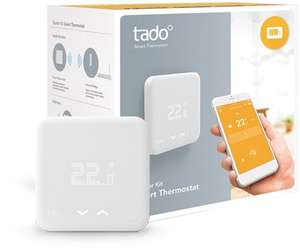 Tado v3 Smart Thermostat kit - £119.99 inc free Geofencing at Box.co.uk
