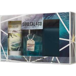 Soul Cal & Co gift set for him only £3.99 at Quality Save (Manchester but possibly National)