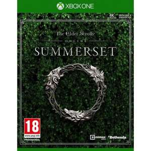 [Xbox One] The Elder Scrolls Online: Summerset - £4.95 delivered @ The Game Collection