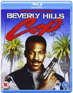 Beverly Hills Cop: Triple Feature Blu Ray 3 Disc Set £6.39 @ Amazon Prime / £9.38 Non Prime