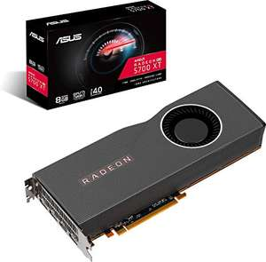 Asus RX 5700 XT £364.99 (Possibly £299.99 With Cashback) @ Amazon