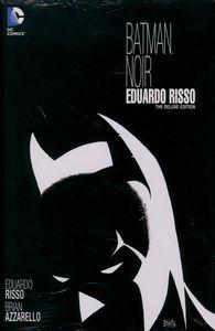 Batman Noir: Eduardo Risso (Deluxe Edition Hardcover) by Brian Azzarello & Eduardo Risso £12.99 @ Forbidden Planet (Delivery £3)