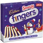 Tesco - Cadbury Snowy Fingers 230g - £1.25 Instore (Fulham, London)