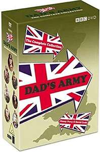 Dad's Army the Complete Collection DVD £11.87 @ Amazon Prime (+£4.49 non-Prime)