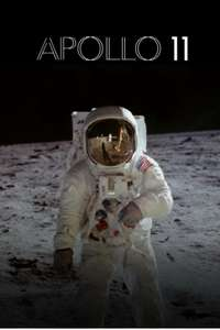 Apollo 11 4K - £7.99 on iTunes
